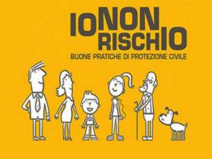 Protezione civile: domani al via campagna 'Io non rischio'