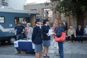 Violenza su donne: prima tappa campagna prevenzione Polizia a Reggio