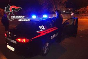 Sicurezza: controllo carabinieri Gagliano cinque arresti