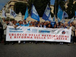 Consulta Sicurezza Calabria il 12 ottobre scende in Piazza Montecitorio