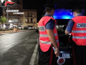 Sicurezza: controlli Carabinieri Catanzaro, arresti e denunce