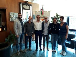 Provincia Catanzaro: Bruno incontra delegazione Enpas