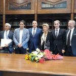 Carceri: firmata convenzione per nuova sede provveditorato