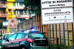 Furti: cittadino tunisino arrestato dai carabinieri a Rosarno