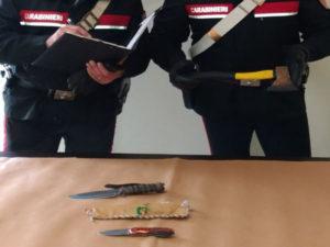 Sicurezza: controlli Carabinieri Reggio, un arresto e tre denunce