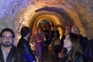 Catanzaro: in 300 nelle gallerie San Giovanni percorso enogastronomico