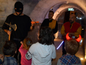 Halloween: Catanzaro, fantasmi e streghe al  San giovanni