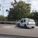 Incidenti stradali: morto in ospedale uomo ferito a Corigliano