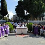 Lamezia: commemorazione defunti, riti vescovo cimiteri cittadini