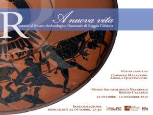 """Reggio: domani al Museo mostra il restauro """"A nuova vita"""""""
