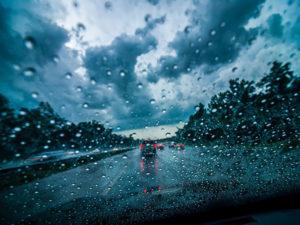 Il tempo: nuvolosita' e pioggia sull'Italia nel week end