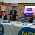 Pizzo: Furgiuele costituisce  il Gruppo Noi con Salvini