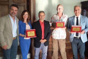 Catanzaro: premiati i partecipanti Magna Graecia in kayak