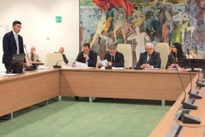 Regione: Consiglio, i lavori della prima commissione