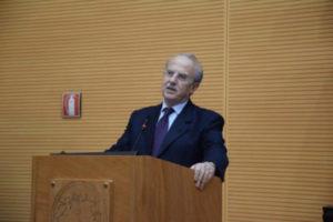 """Universita' Catanzaro: il saluto di Quattrone, """"ottimo lavoro"""""""