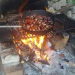 Sagra della castagna a Pentone, domani gastronomia e spettacoli