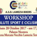"Lamezia: ""Salute, Sport E Ciclismo"", sabato a Palazzo Nicotera con l'Asd"