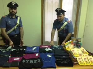 Furti: 3 donne di Cosenza arrestate dai Carabinieri a Scalea