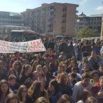 Scuola: studenti in piazza per protesta, corteo a Catanzaro e Cosenza