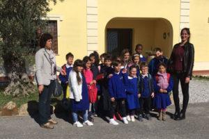 Bambini scuole Amato e Miglierina scoprono il mondo del vino