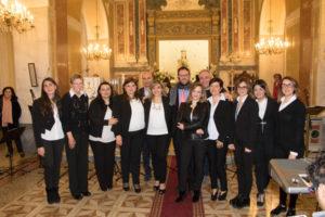San Fili: concerto gospel Coro Voci di Pace in onore Patrono