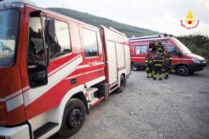 Incendio in Sila danneggia impianti risalita a Villaggio Palumbo