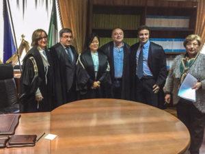 Giustizia: insediato nuovo sostituto procuratore a Catanzaro