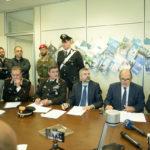 'Ndrangheta: infiltrazioni anche in lavori caserma Carabinieri