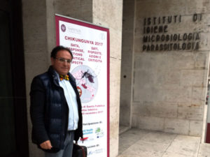Chikungunya: Giuseppe De Vito rappresenta la Calabria