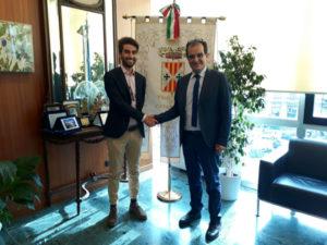 Provincia Catanzaro: consulta giovanile, Bruno incontra Giglio
