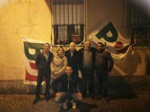 PD: Rocco Riccio nuovo segretario Circolo Girifalco