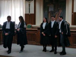 Giustizia: 5 nuovi magistrati al Tribunale di Vibo Valentia