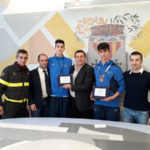 Taekwondo: Provincia Catanzaro premia europei Guarna e Simone