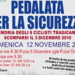 Lamezia: domenica la settima pedalata per la sicurezza