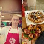 Pizzaiolo lametino sul podio internazionale pizza alla castagna