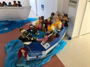 """Unicef: inaugurata a Catanzaro la """"Mostra delle Pigotte"""""""
