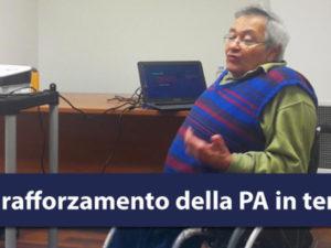 Calabria: percorso formativo Regione su disabilita'