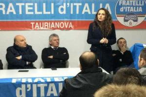 FdI Reggio nomina Monteleone Commissario Taurianova