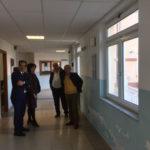 """Provincia Catanzaro: Bruno visita il liceo scientifico """"E. Fermi"""""""