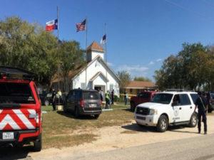 Usa: uomo spara in chiesa Texas ucciso; diversi morti