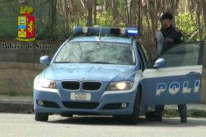 Sicurezza: controlli Polizia Reggio, 2 arresti  delle Volanti