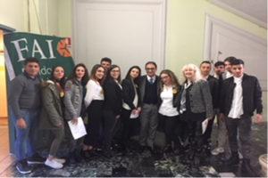 Catanzaro: il sindaco Abramo in visita al museo del Grimaldi