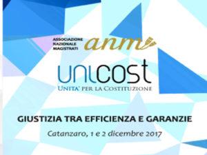 Giustizia: riunione Csm per la prima volta in Calabria
