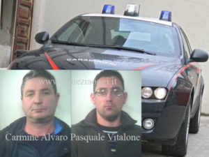 Droga: coltivano marijuana, due arresti dei Cc a San Roberto