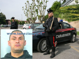 Criminalita': droga nel contatore, un arresto a Rosarno