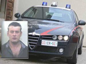 Criminalita': latitante romano arrestato dai carabinieri a Pizzo