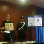 Carabinieri: presentato a Cosenza il Calendario 2018