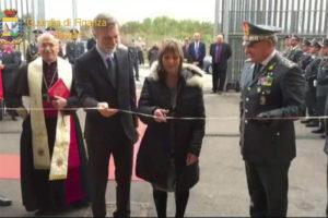 Gdf: inaugurata nuova caserma del gruppo di Olbia