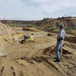 Ambiente: sequestrata cava, 3 denunce a Spezzano Albanese