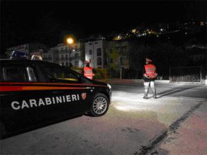Controlli durante movida a Cetraro-Paola: denunce e multe